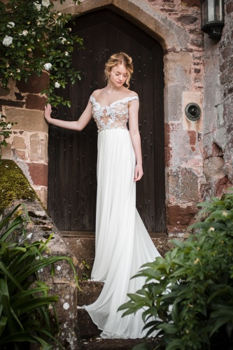 Margot Bridal Collection at Parham House Brides