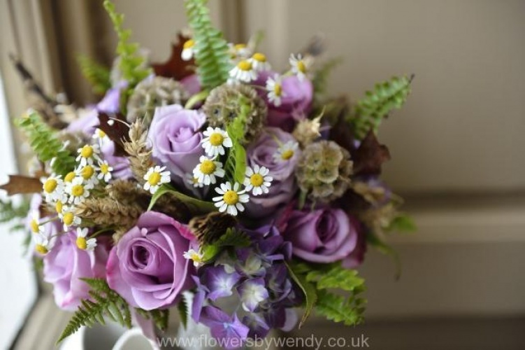 Wedding Flowers by Wendy 01984 656843