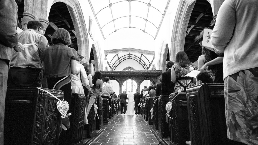 Contemporary Wedding Photography by Mark Cox