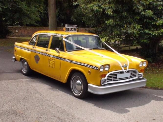 1970's New York Checker Car by RR Elite