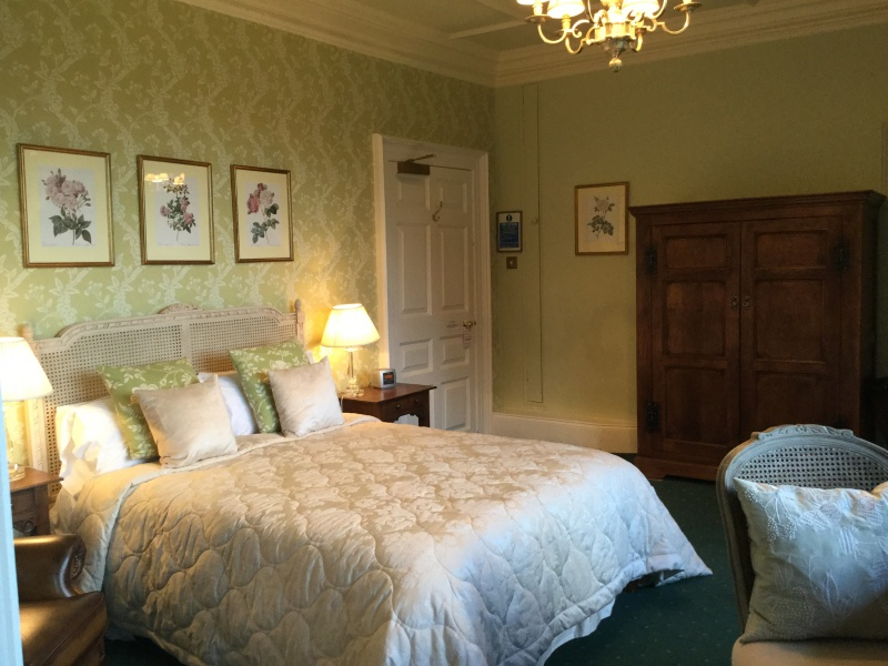 Guest Accommodation at Dillington House